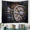 Roerpatroon Home Decor Tapestry - ZWART