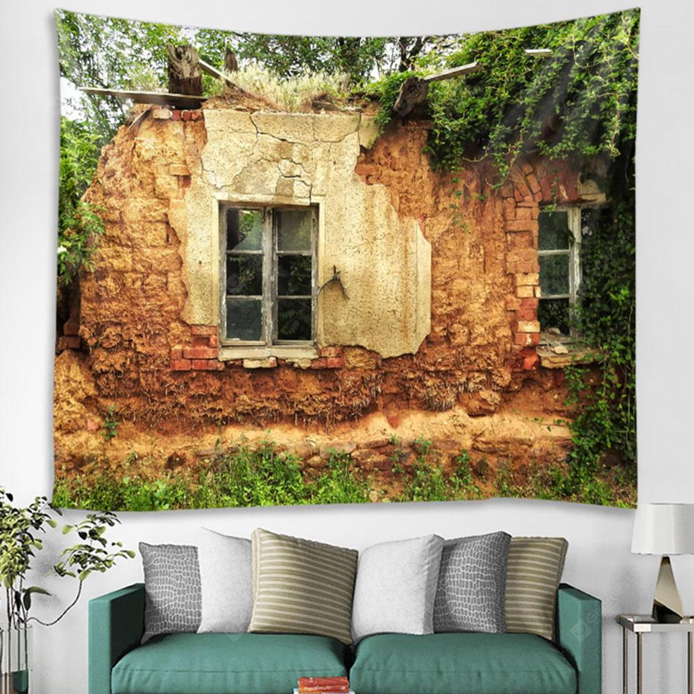 Old House Pattern Fashion Decorative Tapestry