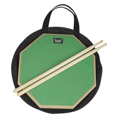 IRIN DT - 36 Dumb Drum Set with Bag Stick