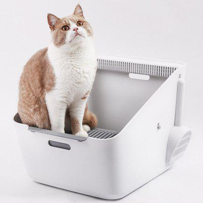 Inductive Net Smell Cat Toilet From Xiaomi Youpin
