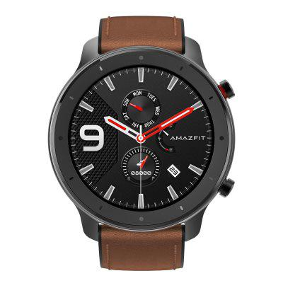 AMAZFIT GTR 47mm: Classy Amazfit Watch with Various Smart Fitness Features