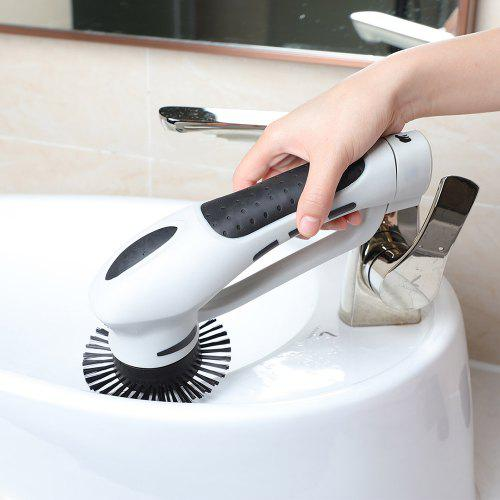 Wireless Handheld Electric Cleaner with 4 Brush Heads from Xiaomi youpin