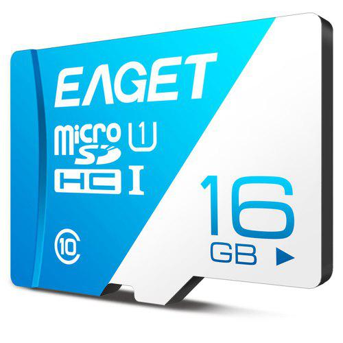 EAGET T1 TF Scheda Class 10 80 MB / s 16 GB