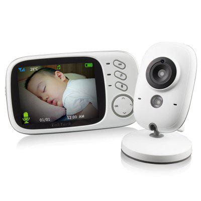 VB603 2,4G Mini Cámara Video Monitor de Bebé Seguridad de 3,2 Pulgadas