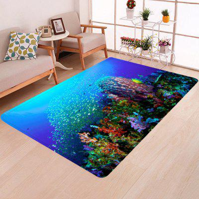 Beautiful Underwater World Carpet
