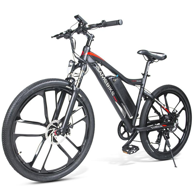 Samebike XD26 350W Powerful Motor Mounta
