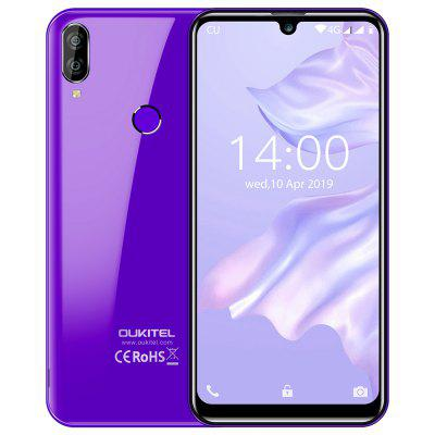 OUKITEL C16 Pro 4G Phablet 5.71 inch Waterdrop Screen Image