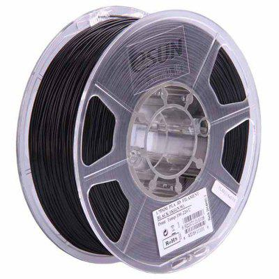eSUN PLA 3D Printer FDM Filament Silk 1.75mm 1kg Spool Dimensional Accuracy +/- 0.05mm