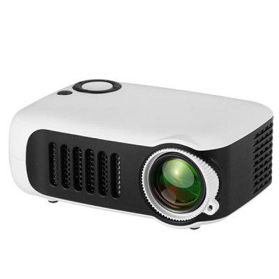 A2000 2 inch Gift Children's Toy Projector EU Plug