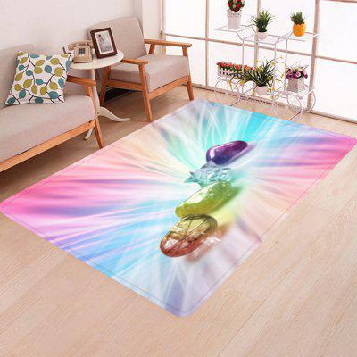 Symphony Colorful Gemstone Leisure Style Home Decor Carpet