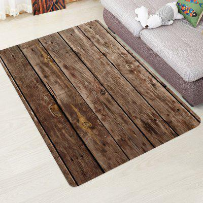 Old Wood Combination Leisure Style Home Decor Carpet