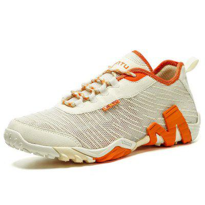 AILADUN Men's Shoes Breathable Outdoor Sports Large Size
