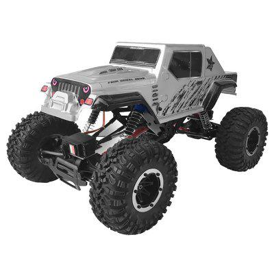 REMO HOBBY 1071SJ 1/10 4WD 2.4G Brushed RC Climbing Car - RTR