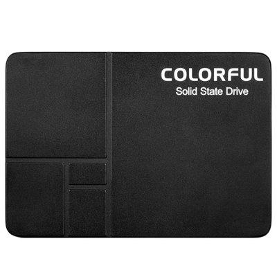 Colorful SL300 128GB SSD Solid State Drive with SATA 3.0 Interface
