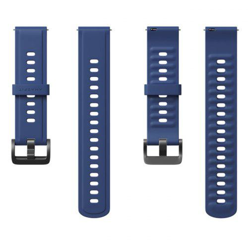 Amazfit Smart Watch Band 22mm Width Silicone Replacement Watch Strap for Amazfit GTR 47mm / Stratos / Pace 2 ( Xiaomi Ecosystem Product )
