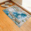 Home Stone Block Printing Carpet - MULTI-A