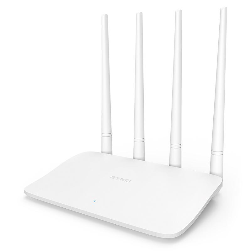 Tenda F6 300M Wireless Router WiFi Through-wall Home Smart Routing