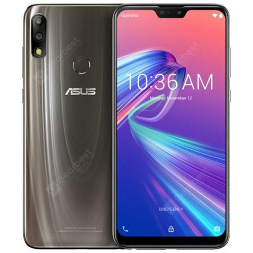 ASUS ZenFone Max Pro (M2) (ZB631KL) 4G Phablet Global Version - сив
