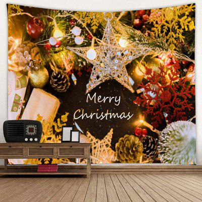 Shanghaojupin Christmas Series Daily Brushed Polyester Tapestry