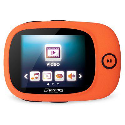 Záruční technologie G188 8GB MP4 Player na rameni