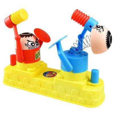 Double Hammering Parent-child Interactive Tabletop Game Toy
