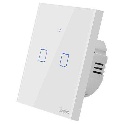 SONOFF T0UK EU Plug WiFi Touch Panel Switch