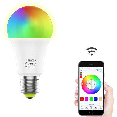 Asafee WFBL AC100 - 264V 7W E27 Smart WiFi Light Bulb