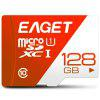 EAGET T1 High Speed ​​UHS - I Flash TF Memory Card - RED