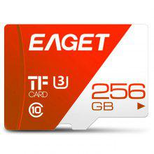 Gearbest EAGET T1 High Speed UHS - I Flash TF Memory Card 256GB