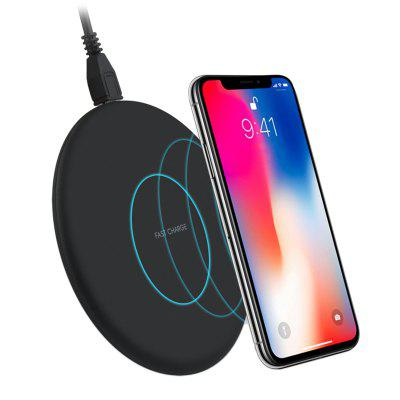 ASLING TOVYS - KC 10W Wireless Charger Smart Fast Charging Pad