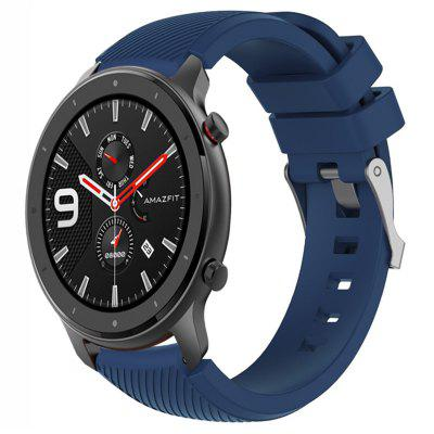 TAMISTER Silicone Replacement Strap for Amazfit GTR 47MM