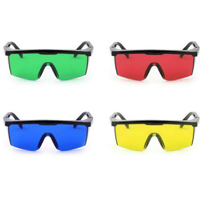 Eazmaker Adjustable Length Laser Protective Goggles 4pcs