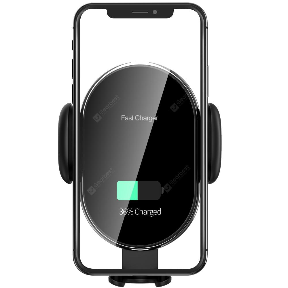 CW8 10W Infrared Sensing Wireless Charger Phone Holder