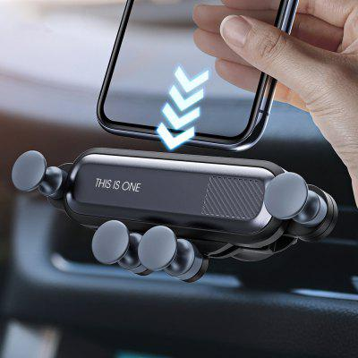 Aromatherapy Gravity Car Phone Holder