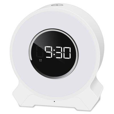 GG - F9 Wake Up Light Bluetooth Altavoz Despertador