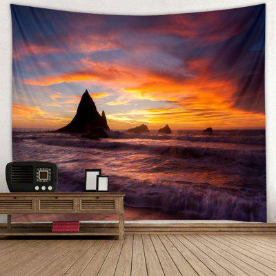 Beautiful Landscape Digital Printing Tapestry Home Decoration