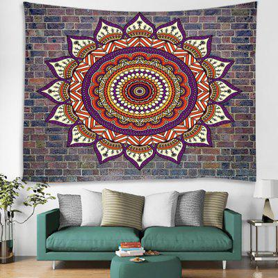 3D Digital Printing Geometric Mandala Tapestry Living Room Wall Covering Decoration