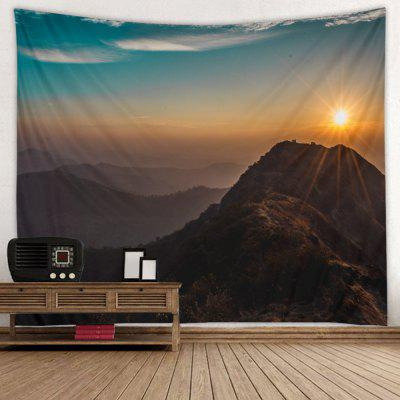 Sunset Printed Tapestry