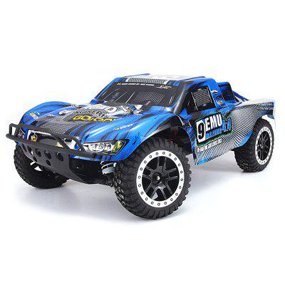REMO HOBBY 1021 1/10 4WD 2.4G Brushed RC Off-road Short-distance Truck - RTR