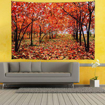 Woods Forest Digital Printing Tapestry