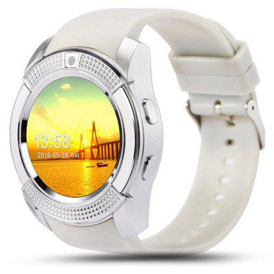 V8 Bluetooth Touch Screen Smart Watch Phone