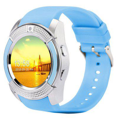Ekran dotykowy Bluetooth V8 Smart Watch Phone