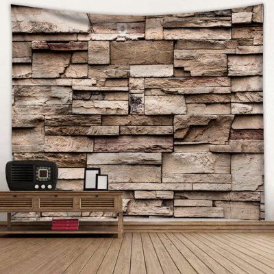 Bakstenen muur 3D digitaal printen Creative Home Art Decoration Tapestry