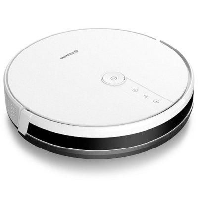 Refurbished Alfawise V8S PRO E30B Robot Vacuum Cleaner Smart Mopping Voice Control Supports Google Home Amazon Alexa, White