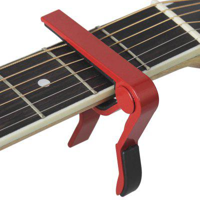 IRIN Acoustic Classical Electric Guitar Uniwersalny stop cynku Capo