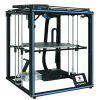 Tronxy X5SA PRO New Upgraded CoreXY Guide Rail FDM 3D Printer - CARBON FIBER BLACK
