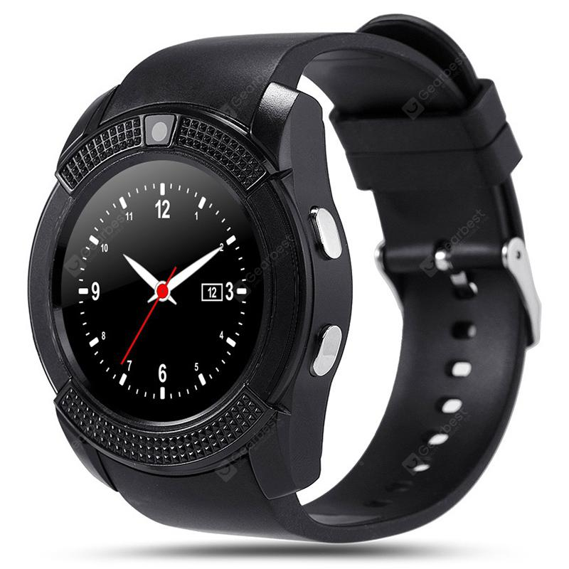 V8 Bluetooth Touch Screen Smart Watch Ph