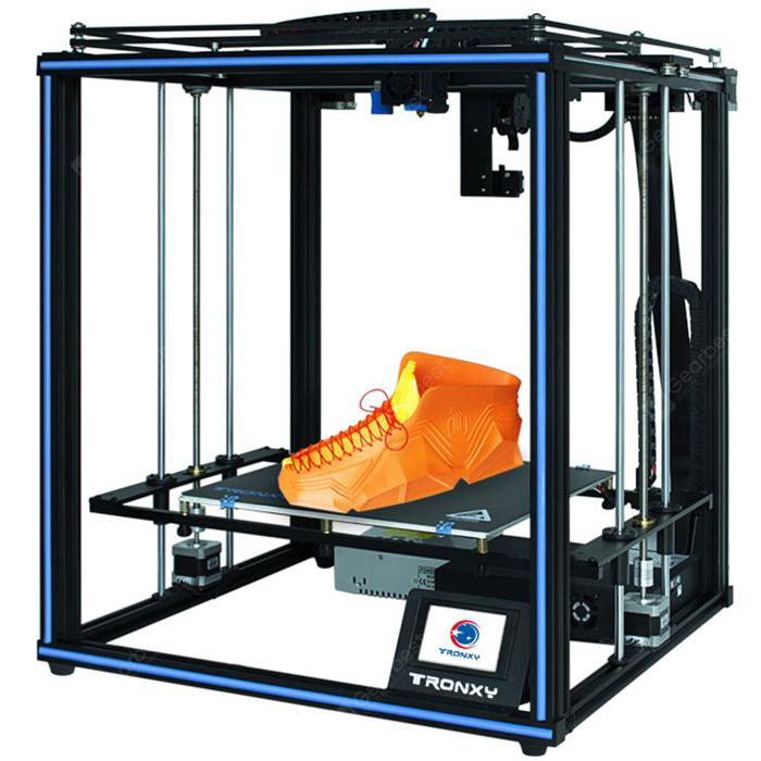 Tronxy X5SA PRO New Upgraded CoreXY Guide Rail FDM 3D Printer