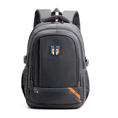 Men's Backpack College Wind Large Capacity