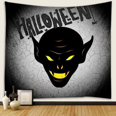 Halloween Creative Vampire Pattern Tapestry